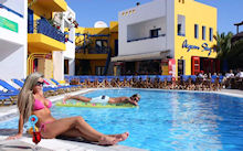 Foto Hotel Aegean Sky in Malia ( Heraklion Kreta)